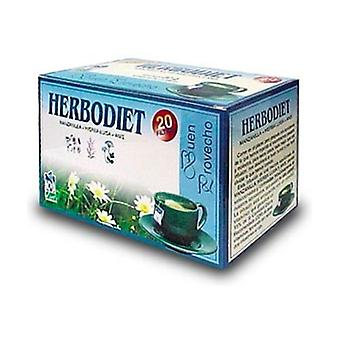 Herbodiet Infusions Enjoy 20 units