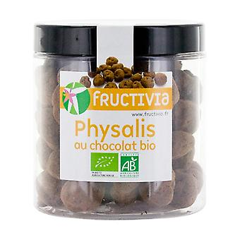 Organic chocolate physalis 150 g