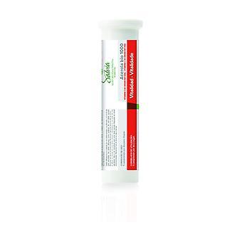 Organic acerola 1000 15 tablets