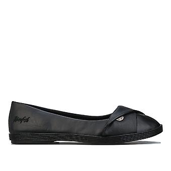 Women's Blowfish Malibu Tizzy Ballet Shoes in Black