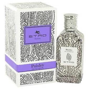 Paisley Por Etro Eau De Parfum Spray (unissex) 3.4 Oz (mulheres) V728-517115