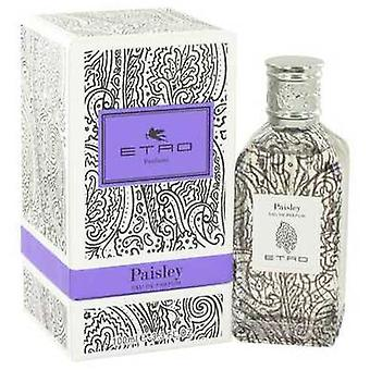 Paisley Av Etro Eau De Parfum Spray (unisex) 3.4 Oz (damer) V728-517115
