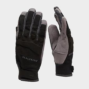 New Sealskinz Men's Waterproof All Weather MTB Glove Black