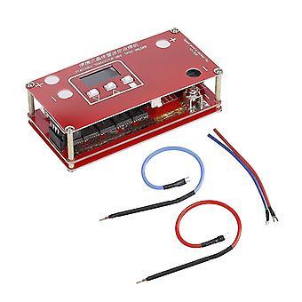 Portable diy mini spot soudeur machine 18650 batterie de l'alimentation de soudage diverses