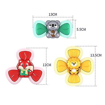 Suction Cup Toy Bathing Baby Infants 6 Months-3 Years Old Children's Toys Can Be Rotated