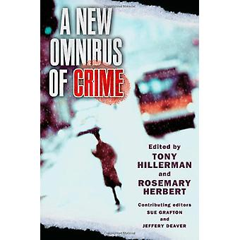 A New Omnibus of Crime by Tony Hillerman - 9780195182149 Book