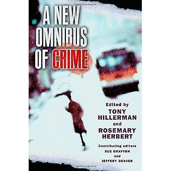 أومنيبوس جديد من الجريمة من قبل توني هيليرمان -- 9780195182149 كتاب