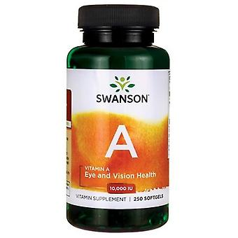 Swanson witamina A 250 ml