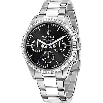 Maserati R8853100023 Montre bracelet en acier Competizione Homme