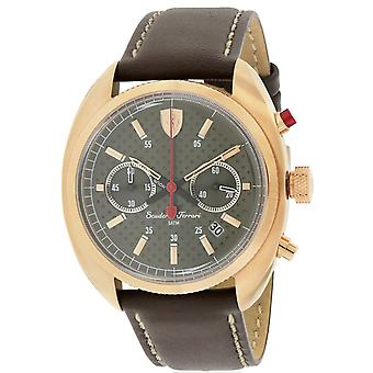 Ferrari Scuderia Formel Mens Watch 0830210