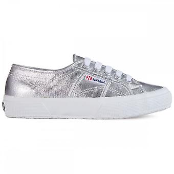 Superga Trainer Shoe - 2750 Metallic Canvas - S71174w