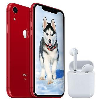 iPhone XR Red 64GB + Wireless Headphones