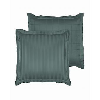 cushion cover Zygo60 x 70 cm cotton green