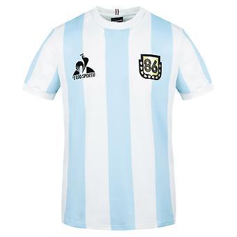 Argentina 1986 Le Coq Sportif Home Shirt