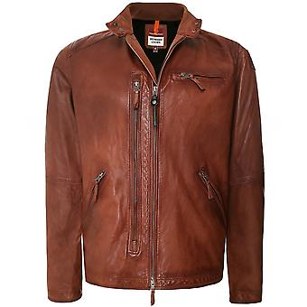 Parajumpers Leather Justin Jacket