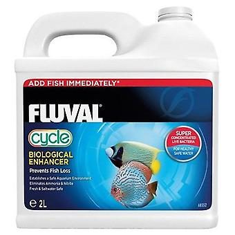 Hagen NUTRAFIN CHARGE CYCLE BIOLOGICAL - 2 l (Fish , Maintenance , Water Maintenance)