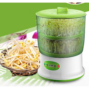 Automatic Bean Sprout Machine, 2-3 Layers With Pressure Plate Large Capacity