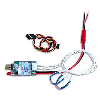 Capteur RPM FrSky intelligente Port avec 2 Temp. capteurs
