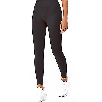 S musta korkea vyötärö jooga housut power venyttää leggingsit joogajuoksuun ja erilaista kuntoa x2314
