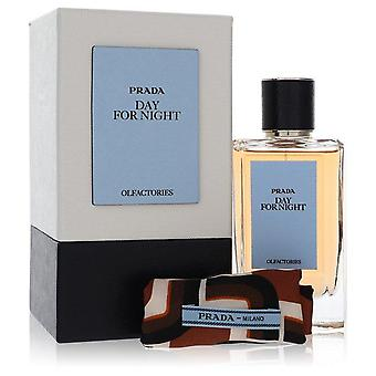 Prada olfactories day for night eau de parfum spray with free gift pouch by prada 557439