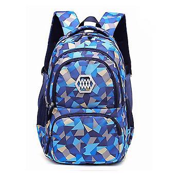 Children School Bags For Teenagers Big Capacity School Backpack