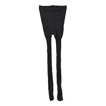 Legacy Women's Control Top Sheer Pantyhose Black A388346