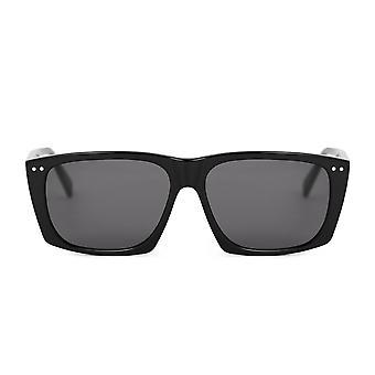 Celine Rectangular Sunglasses CL40139F 01A 59