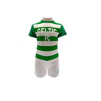 Camiseta del Celtic FC y set corto 12/18 mths