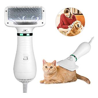 Pet Hair Dryer Blowing Comb Grooming Brush 2 Head Replacement