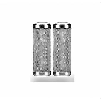 Aquarium Filter Protection Net, Suitable For Protecting Fish And Shrimp Inhalation (2 Pieces)