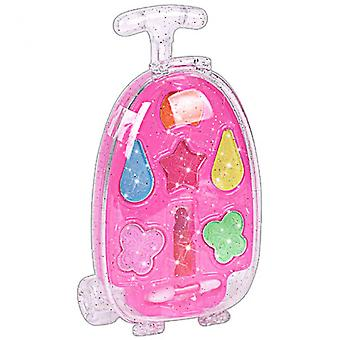 Kids Makeup Kit Princess Make Up Toy Cosmetic Case Fashion Cosmetics Palette For