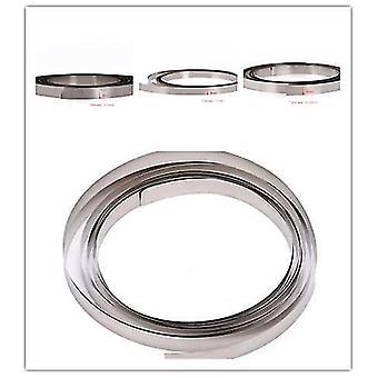 Bodový svářečský stroj 8mm x 0.1/0.12/0.15mm 2m pure nickel páska pro li 18650 baterie spot