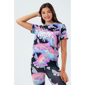 Hype Girls Butterfly T-Shirt