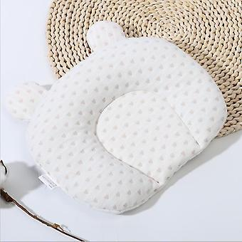 Baby Pillow Newborn Shaped Pillow 0-1 Years Old Correct Head Shape Anti-eccentric Head Baby Pillow Children Buckwheat Pillow