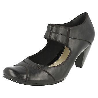 Ladies Clarks Softwear Smart sko helst