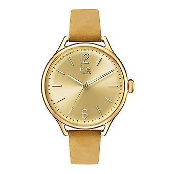 Ice-Watch ICE tijd Beige goud Medium (013061)
