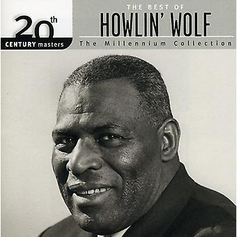 Howlin' Wolf - Millennium Collection-20th Century Masters [CD] USA import