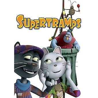 Supertramps [DVD] USA import