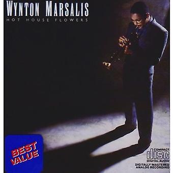 Wynton Marsalis - Hot House blomster [CD] USA import