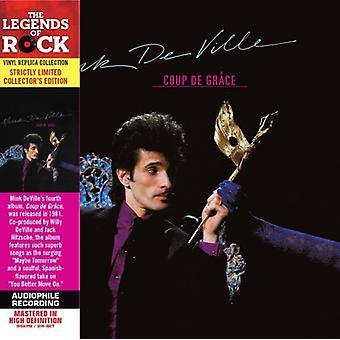 Mink Deville - Coup De Grace [CD] USA import