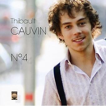 Thibault Cauvin - No. 4 [CD] USA import