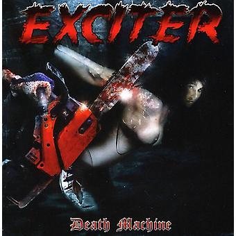 Exciter - Death Machine [CD] USA import