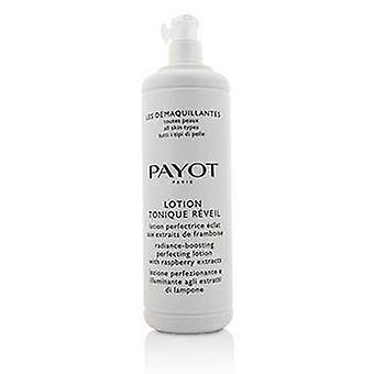 Payot Les Demaquillantes Lotion Tonique Reveil Radiance steigernde Perfektionierung Lotion (Salon Größe) - 1000ml/33.8oz