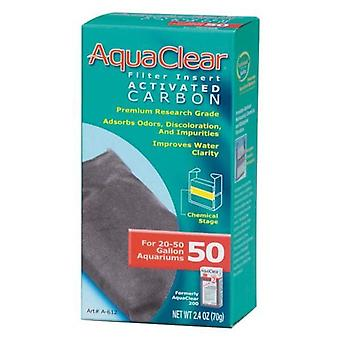 Aquaclear suodatin lisää toimia. Carbon 50
