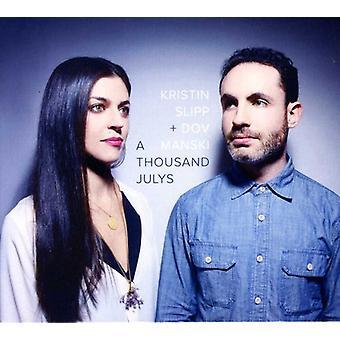 Slipp, Kristin & Manski, Dov - Thousand Julys [CD] USA import