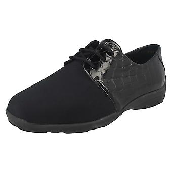 Dames B simple Lace Up chaussures Peggy
