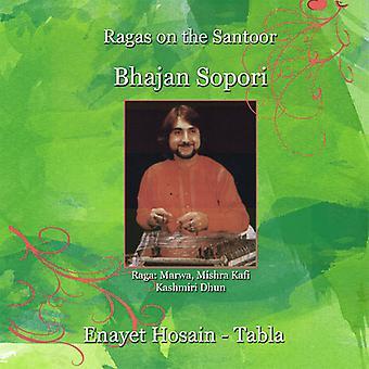 Sopori * Bhajan / Hossain * Enayet - Ragas Santoor [CD] USA-tuonti