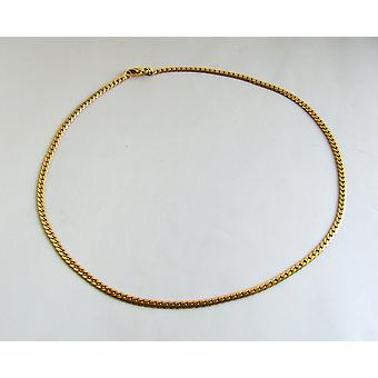 18 k Yellow gold necklace