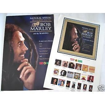 Bob Marley Natural Mystic Poster