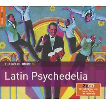 Rough Guide to Latin Psychedelia - Rough Guide to Latin Psychedelia [CD] USA import